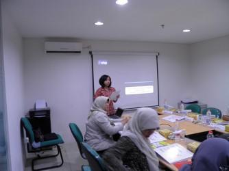 Pelatihan lembaga sandi Negara